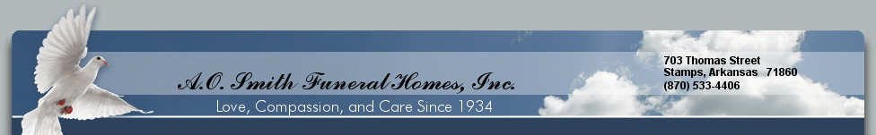A.O. Smith Funeral Homes, Inc.